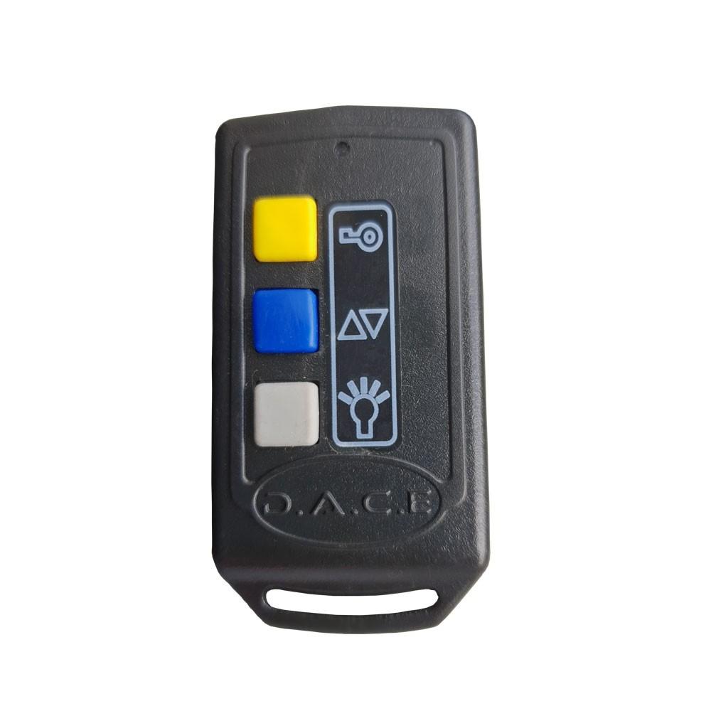 Dace Lazer Garage Door Operator Wireless Wall Console