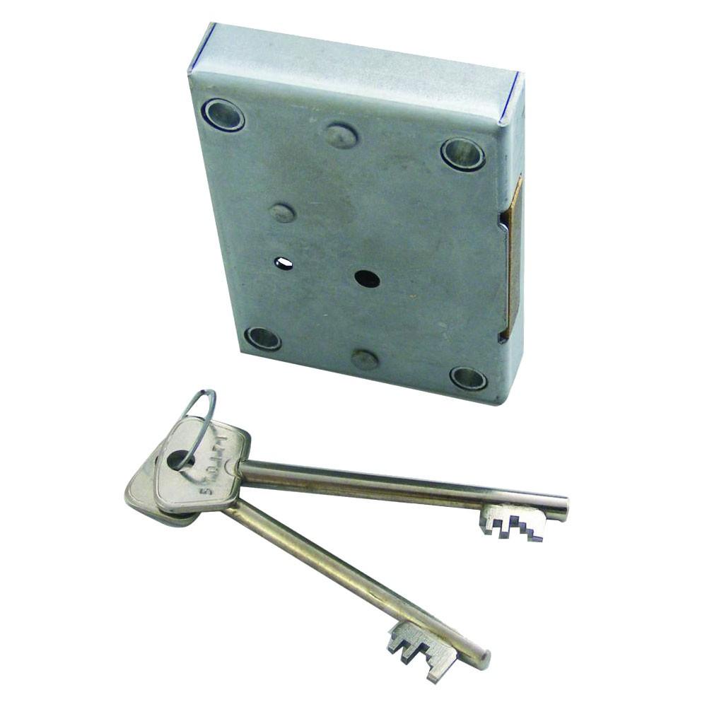 L&F 2802 Safe Lock Dead Bolt