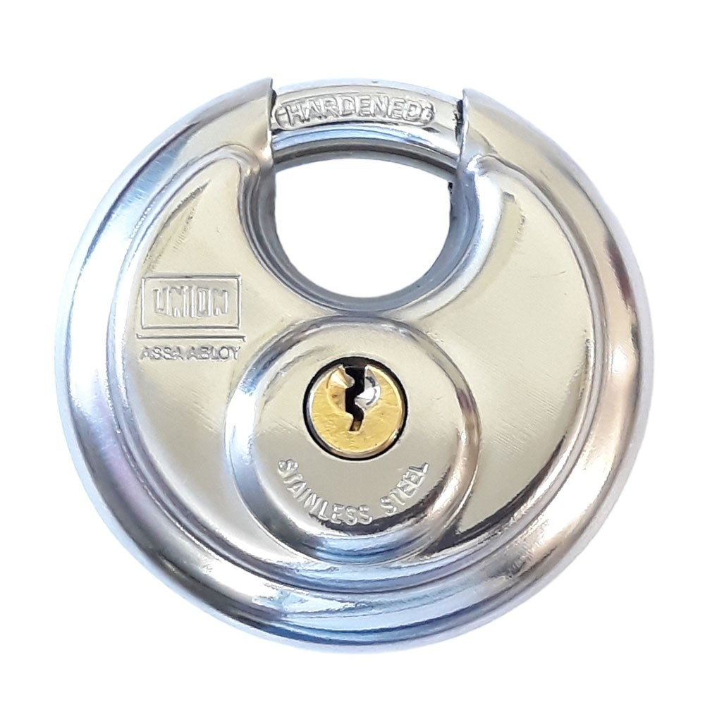 Union Discus Padlock 70mm
