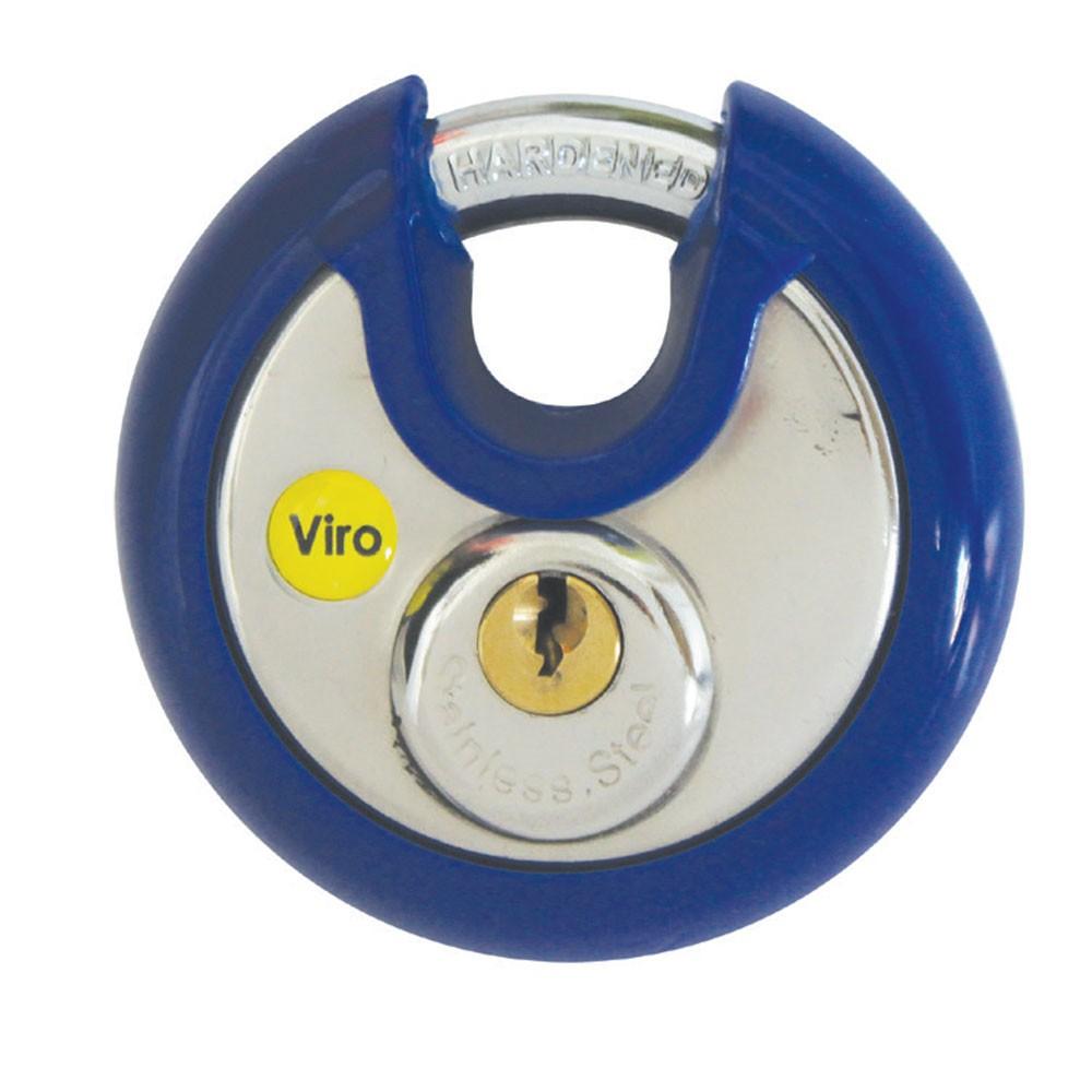 Viro 351 Discus Padlock 70mm