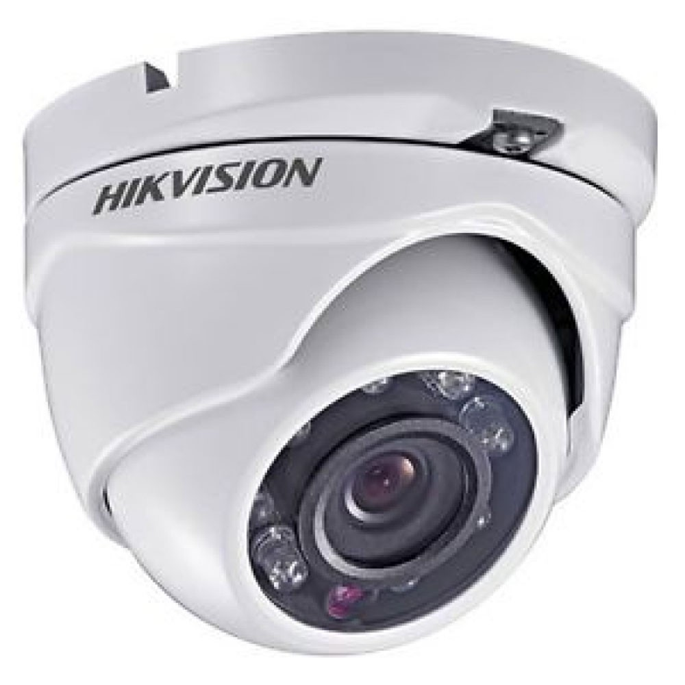 Hikvision HD-TVI 1080P 20M IR 4-1 Dome Camera