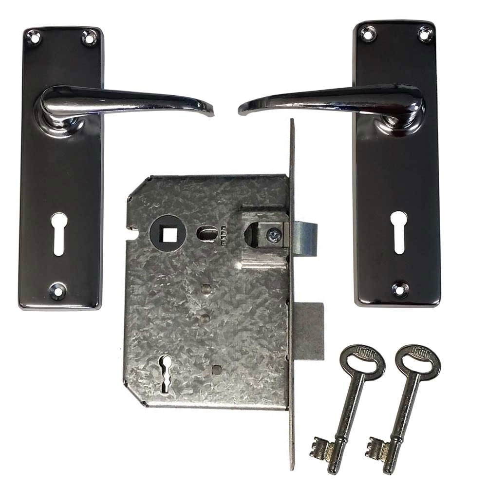 Esco Contractor 2 Lever Lockset CH