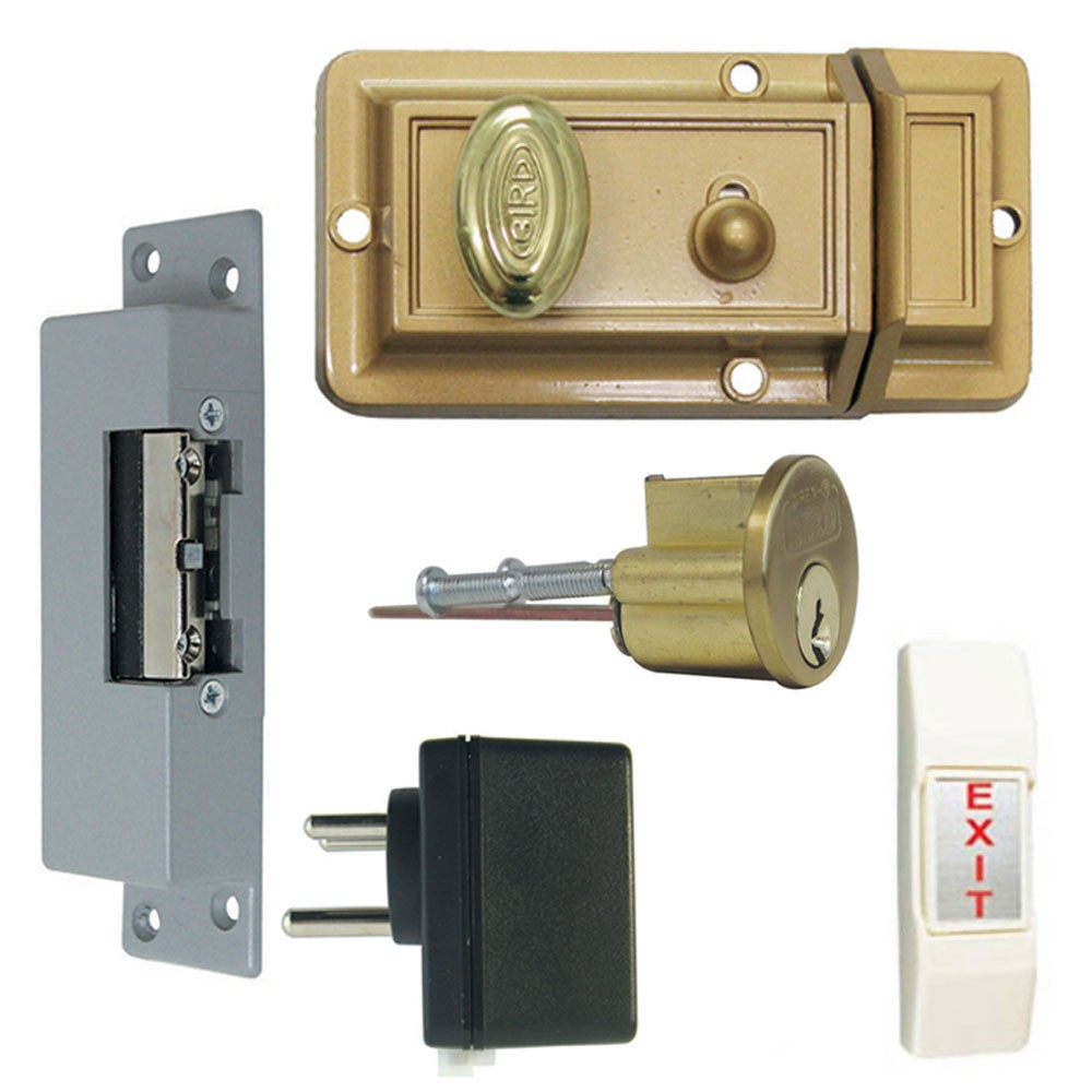 Fortis Electric Lock Kit For Wooden Doors