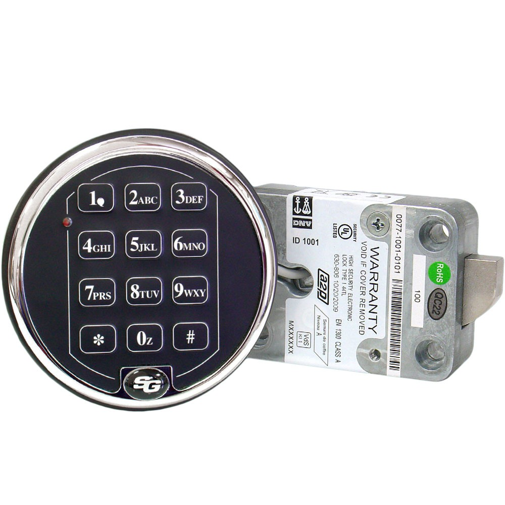 Mutual Electronic (Digital) Lock
