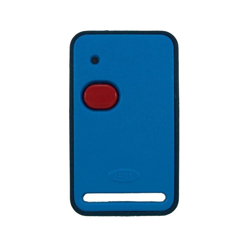 ET Blue Transmitter 1 Button