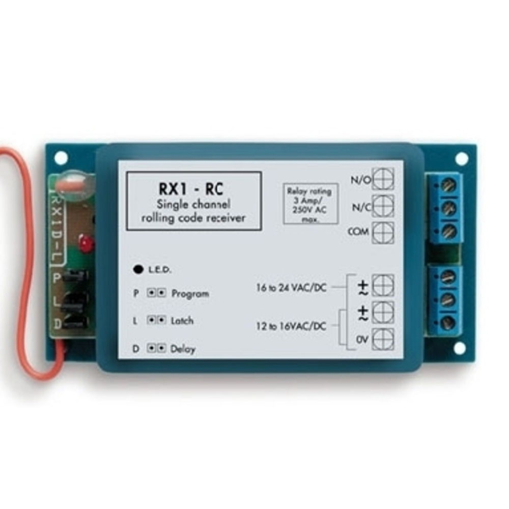 ET Receiver 1 Ch Rolling Code (434)