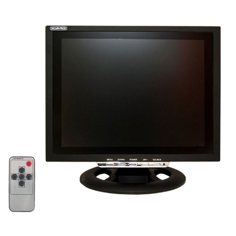 Fortis 12 Inch TFT LCD Monitor