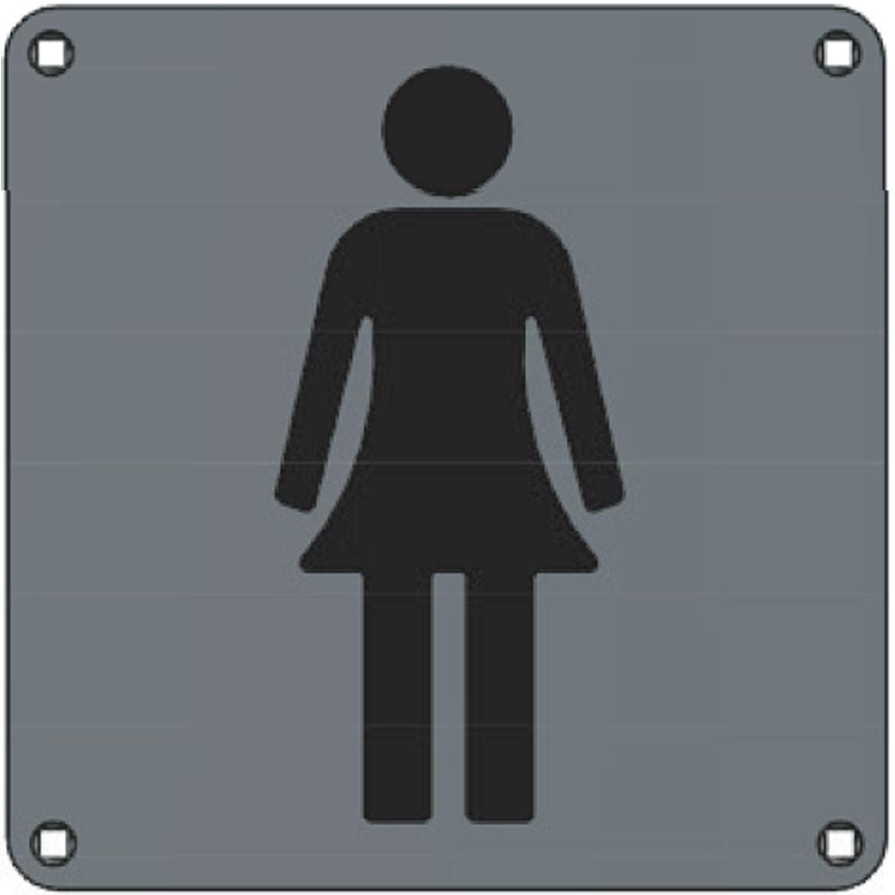 Union Engraved Plate Female Indicator