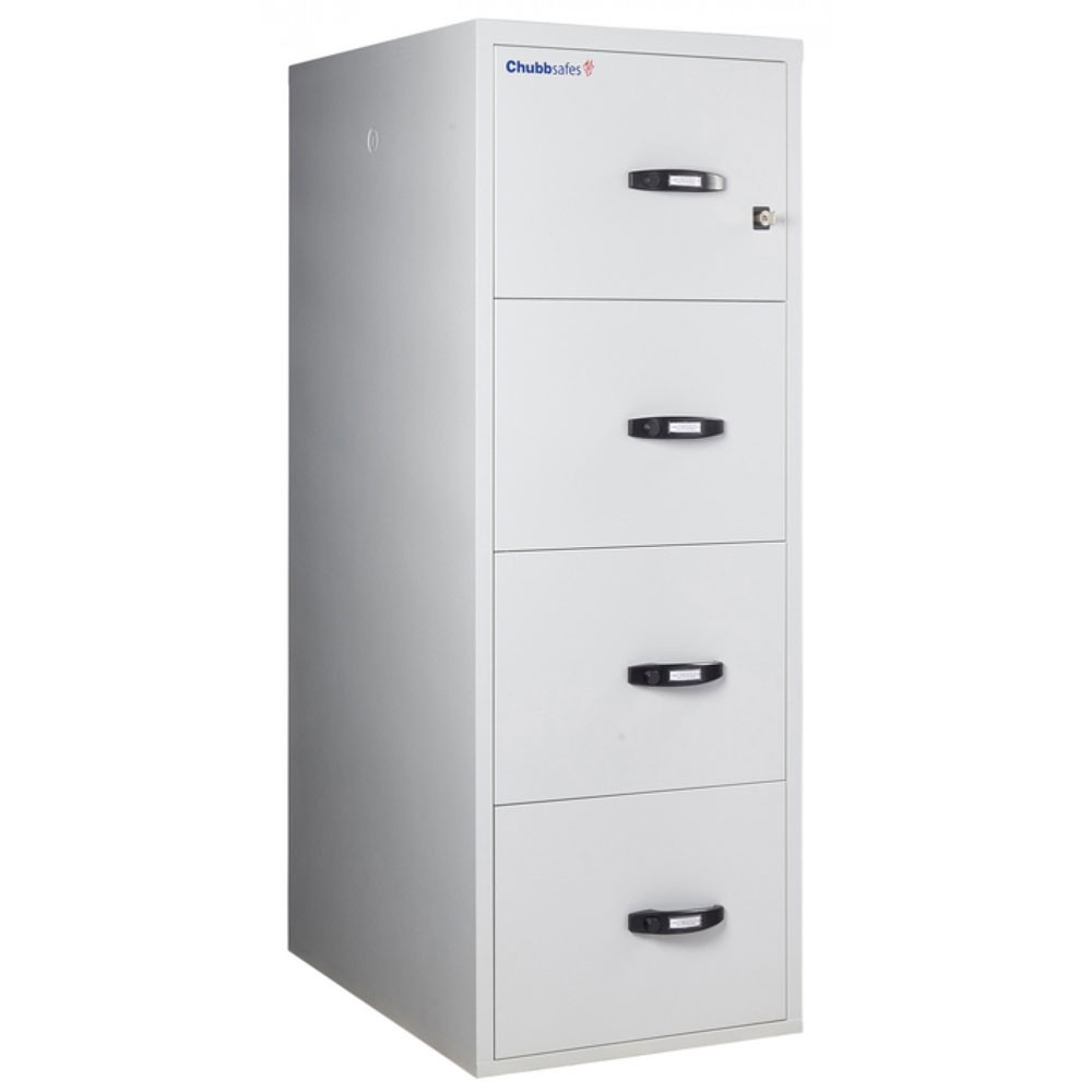 Chubbsafes Fire File 31 Inch Two Hour 4 Drawer