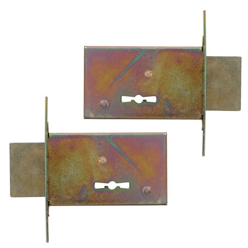 5 Lever Security Gate Lock Duo KA