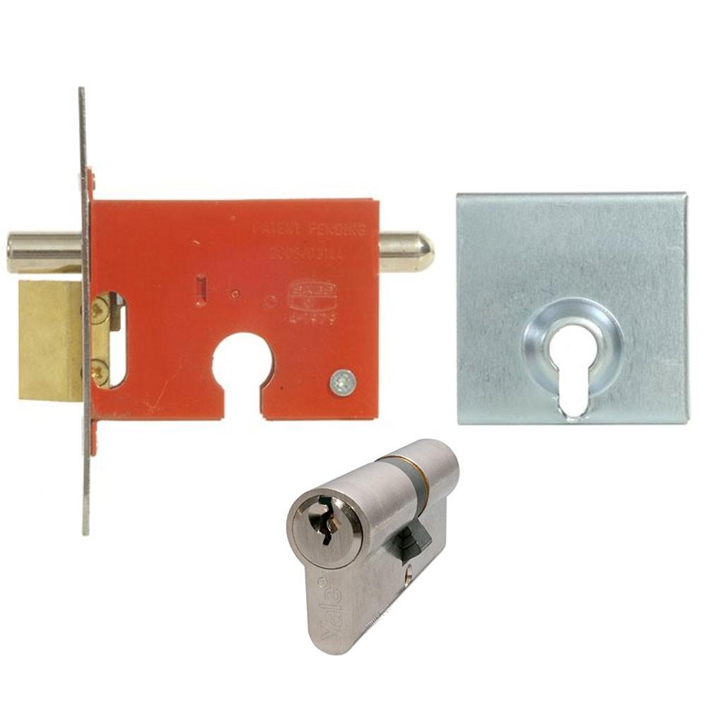 Yale Security Gate Lock Euro