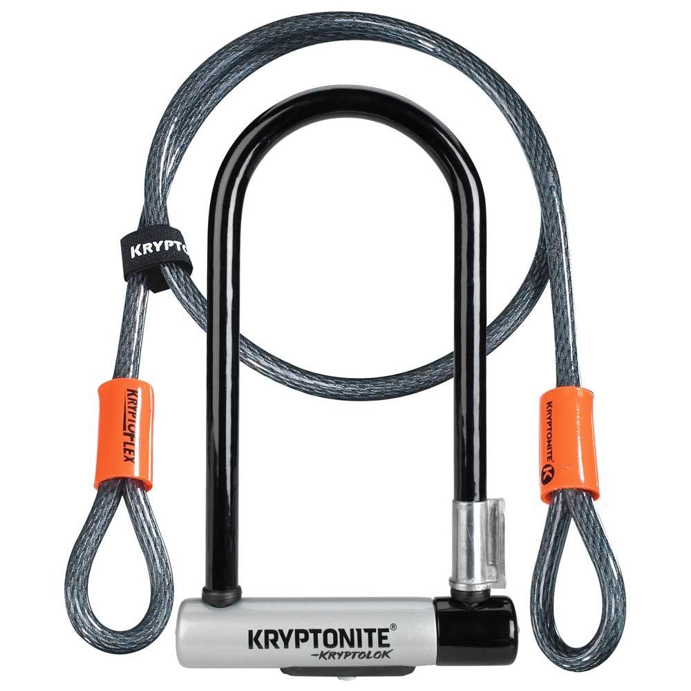 Kryptonite Kryptolok New-U Standard U-Lock & Cable