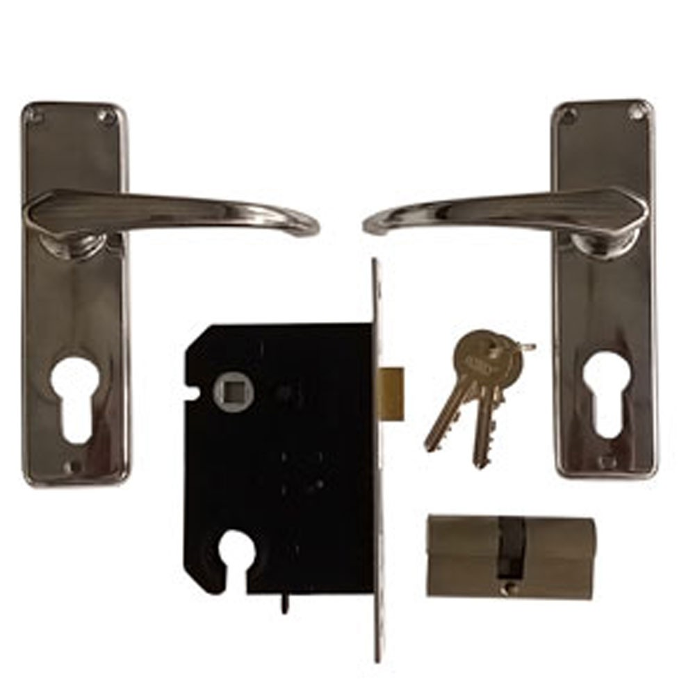 Union Gower Lockset Euro