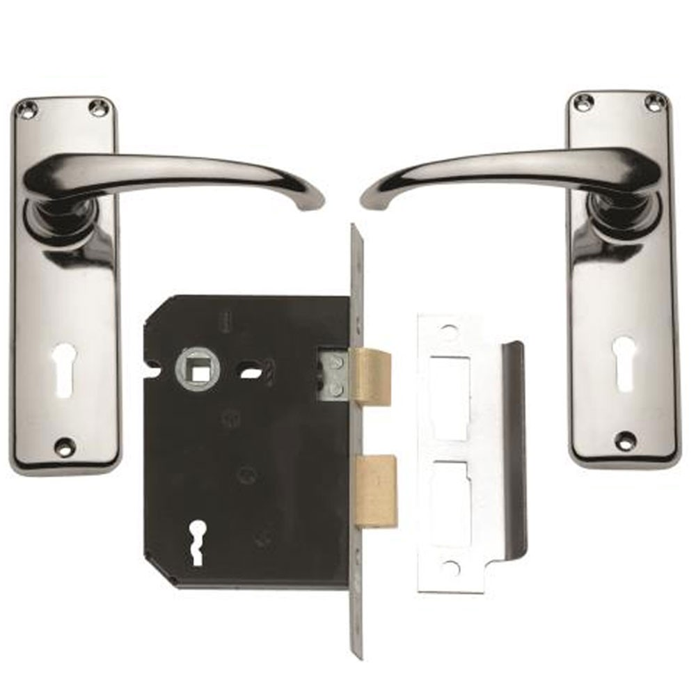 Union Gower 2 Lever Lockset
