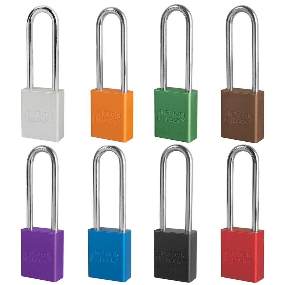 American Lock 1107 Aluminium Padlocks