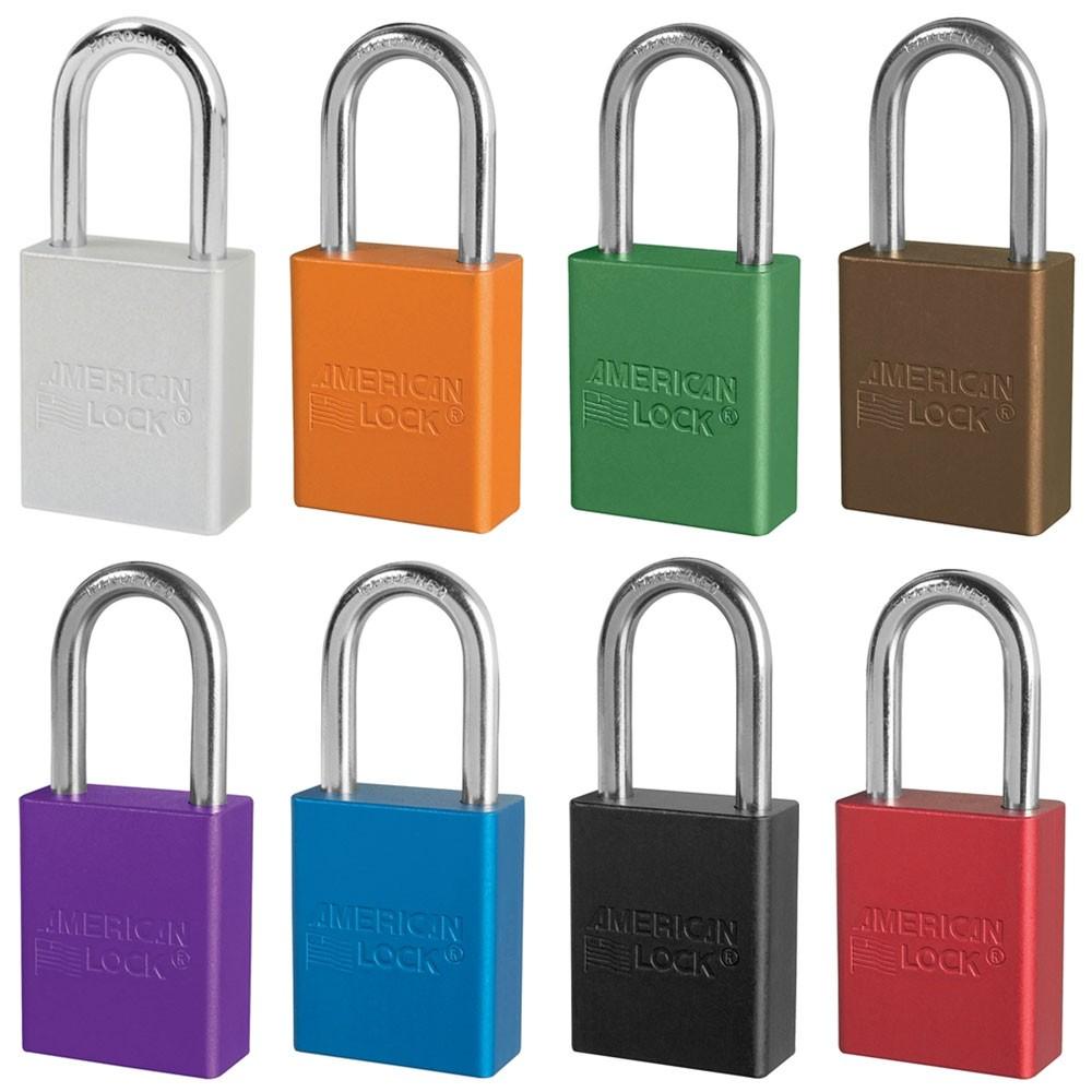 American Lock 1106 Aluminium Padlocks