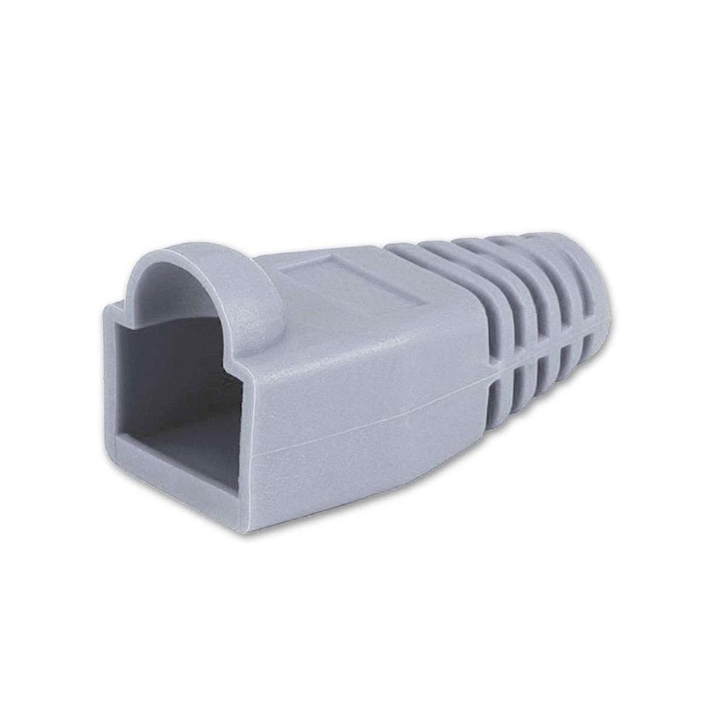 Securi-Prod Connector Boot RJ45 Grey