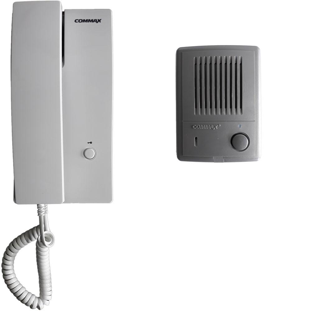 Commax Intercom 1 to 1 Kit 12V DC