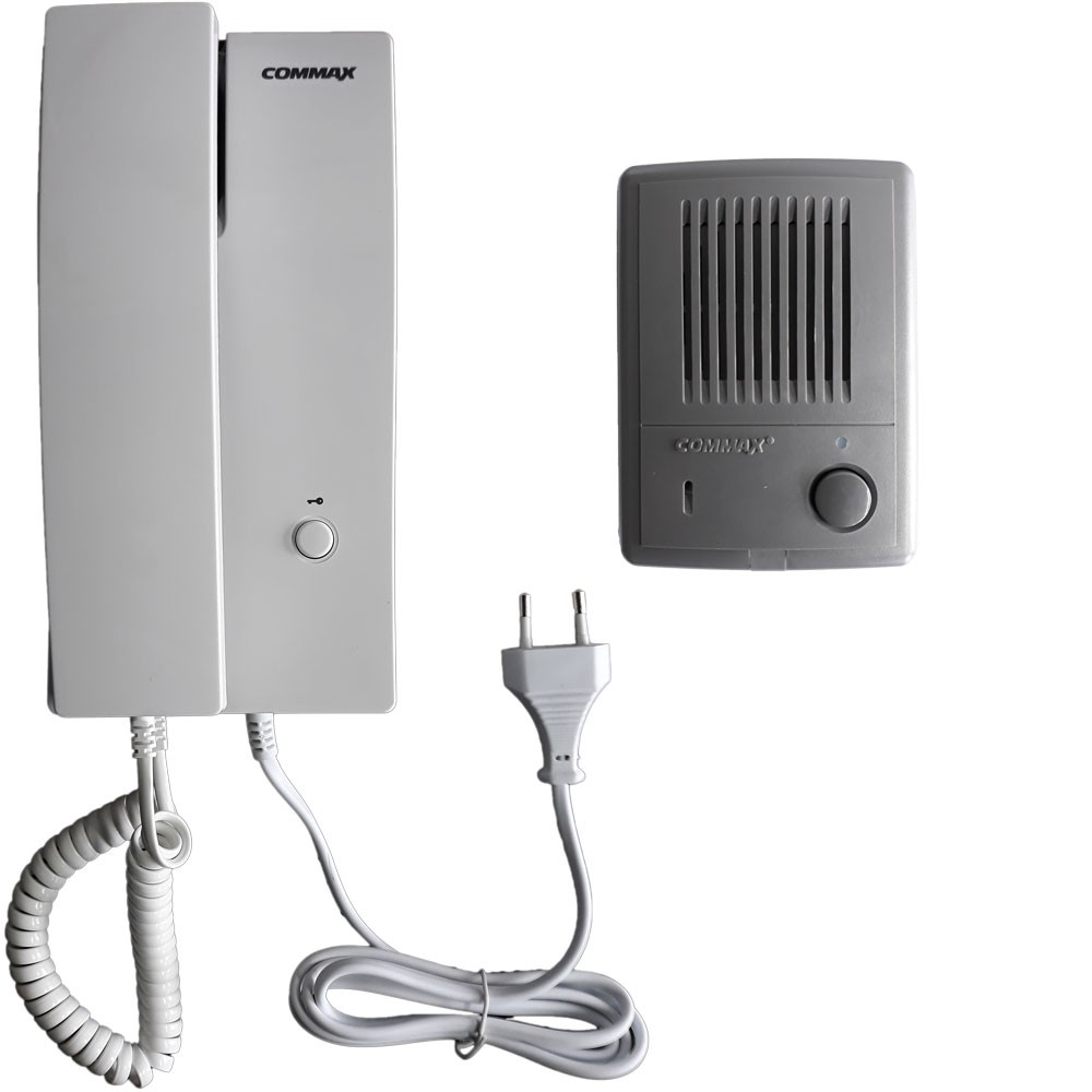 Commax Intercom 1 to 1 Kit 220 Volt