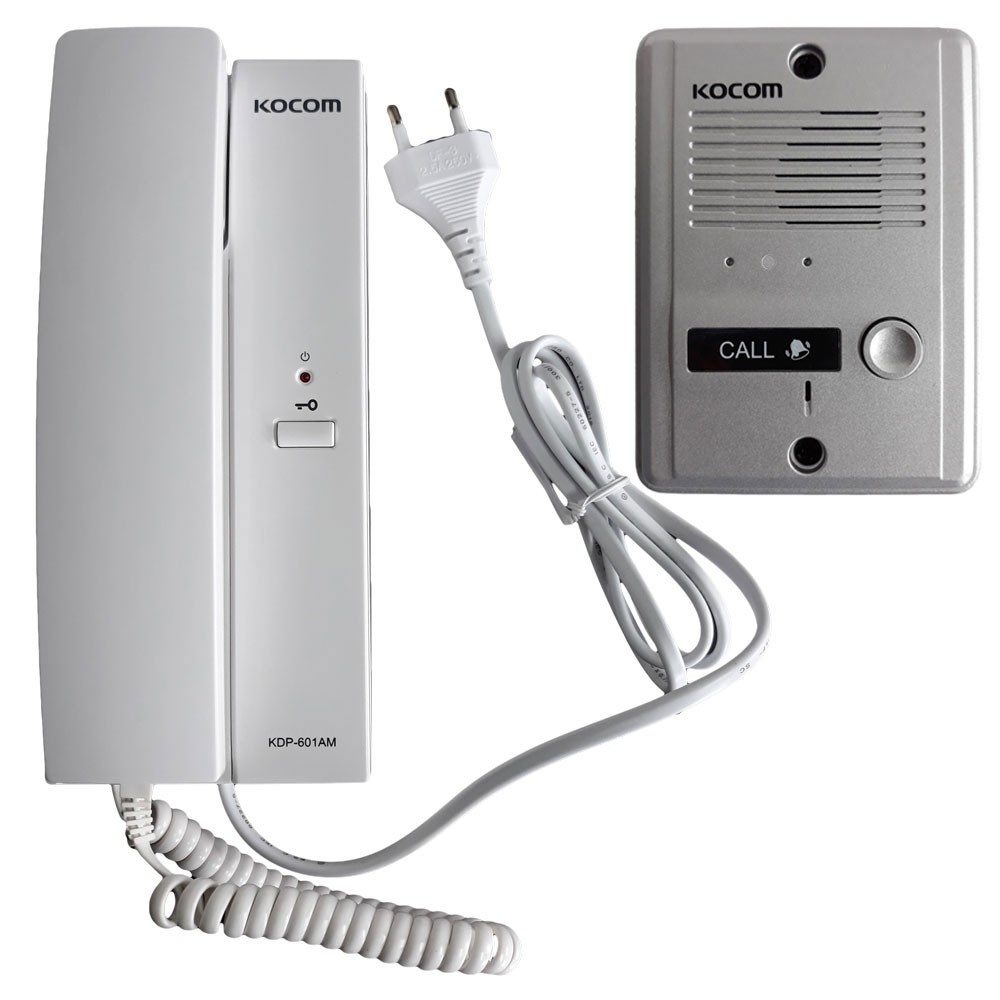 Kocom Intercom 1:1 Kit 220 Volt