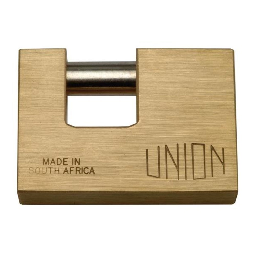 Union Insurance Padlock
