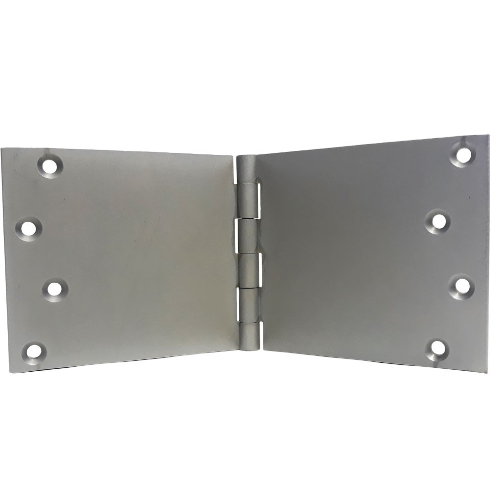HMP Brass Projection Hinge Pair 100 x 230 SC