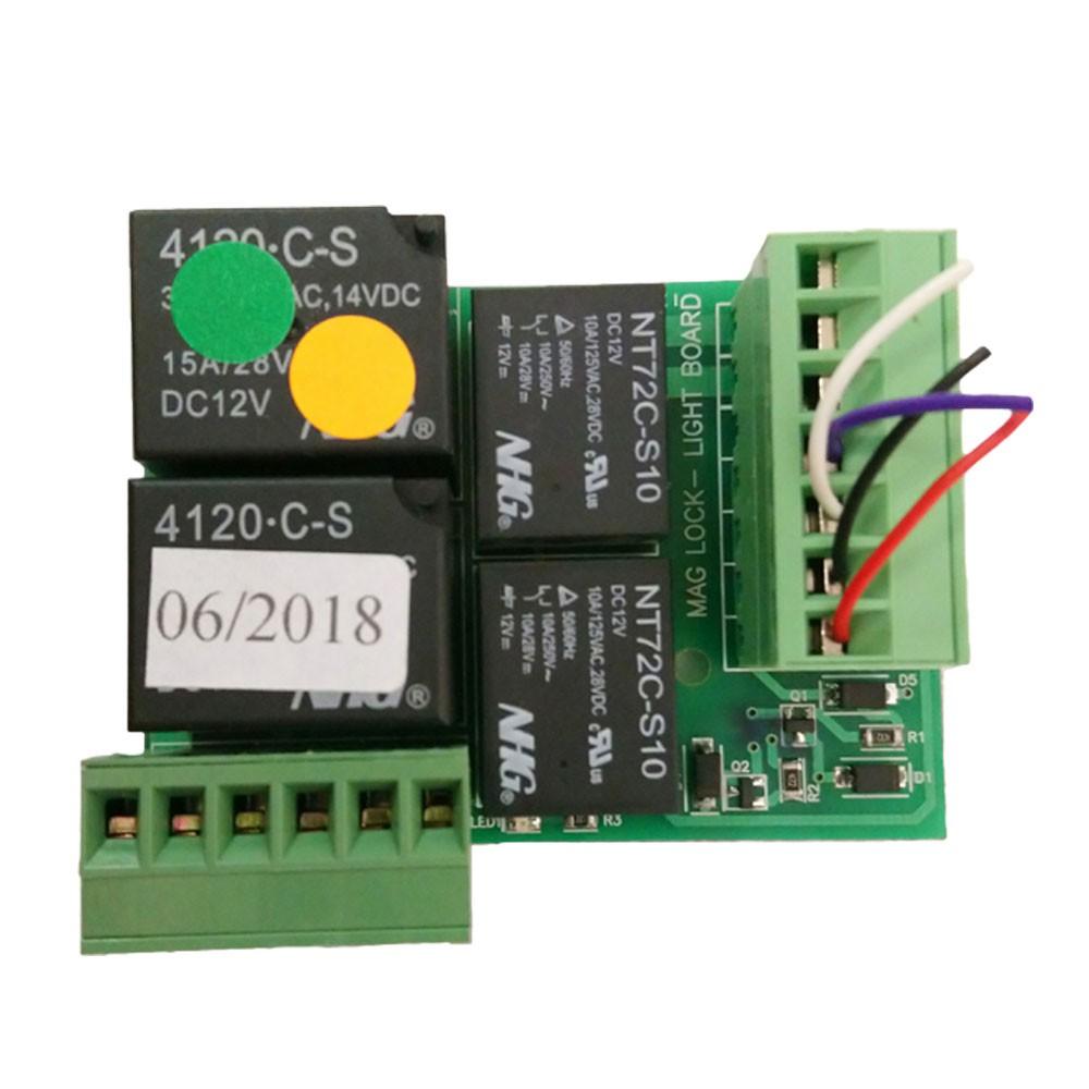 Duraswing Mag Lock Light Interface Card