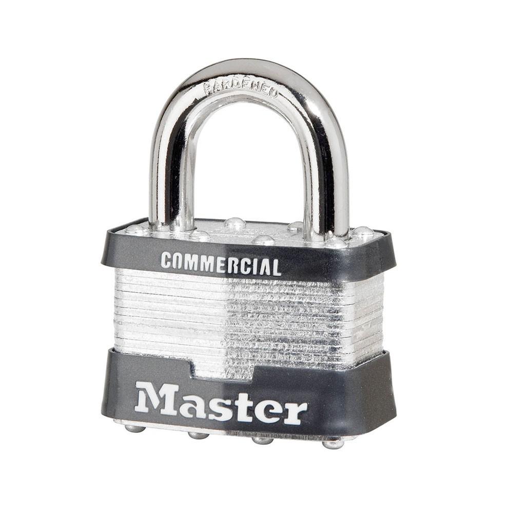 Master Lock No. 5 Laminated Padlock