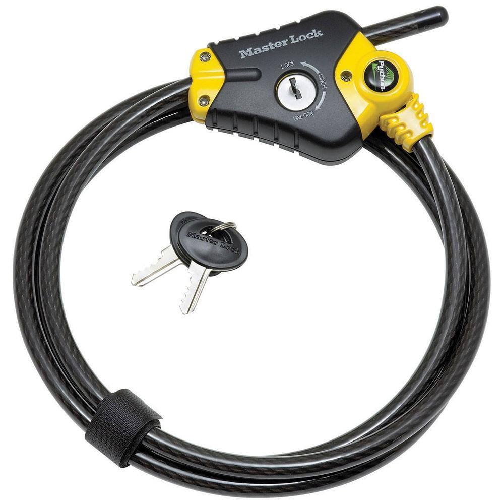 Master Lock Adjustable Locking Cable