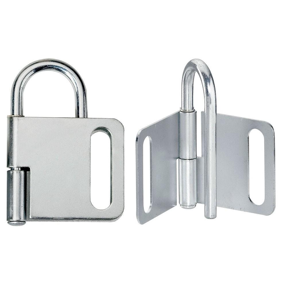 Master Lock ML418 Steel Hasp