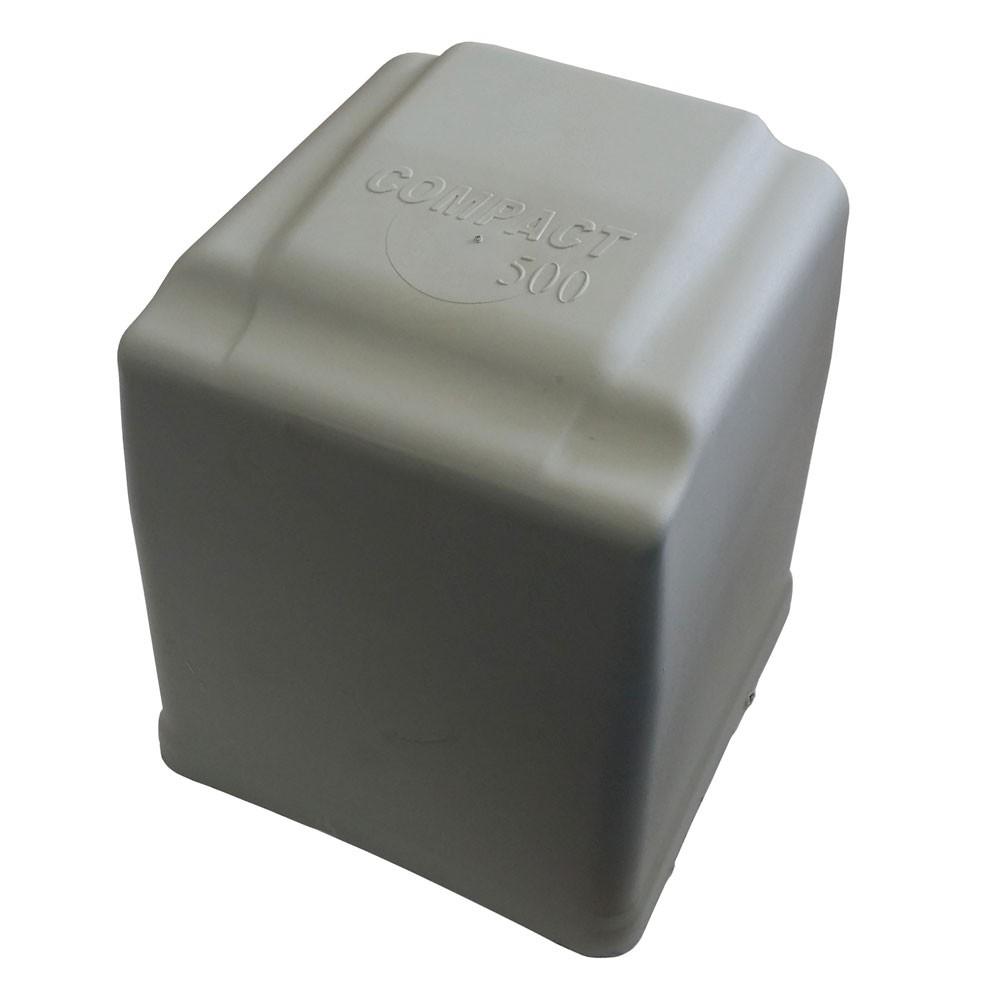 DuraSlide Compact Lid Grey