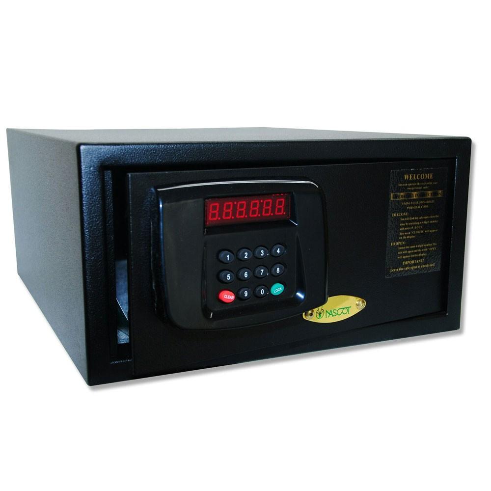 MTX-40 Hotel Safe Black
