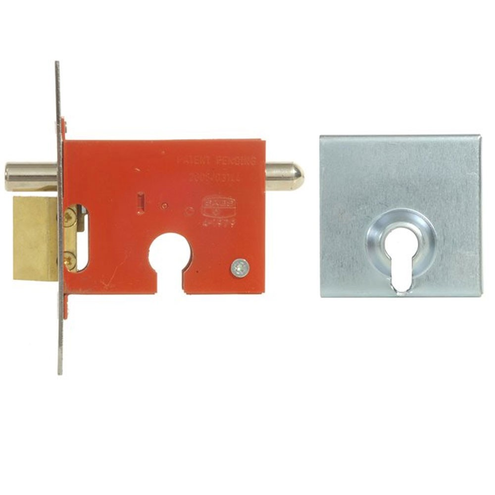 Union N888 Gate Lock & Lock Box