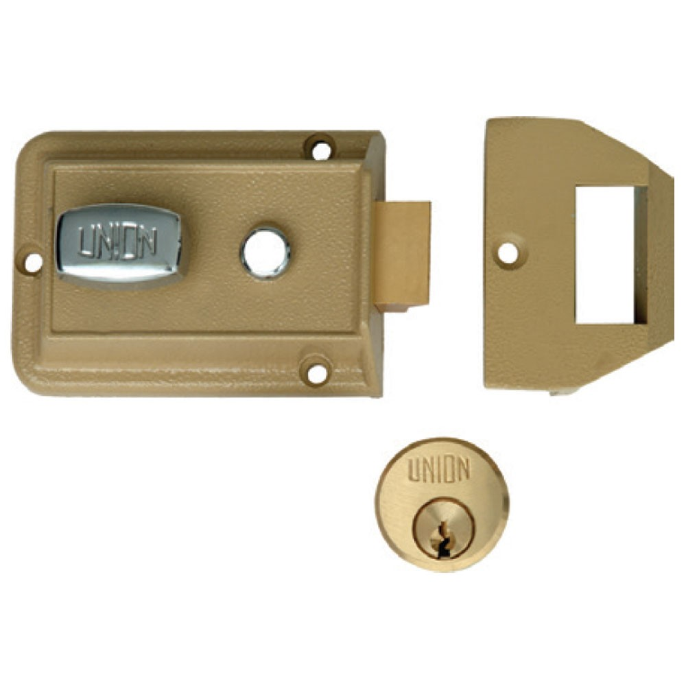 Union Cylinder Nightlatch KB