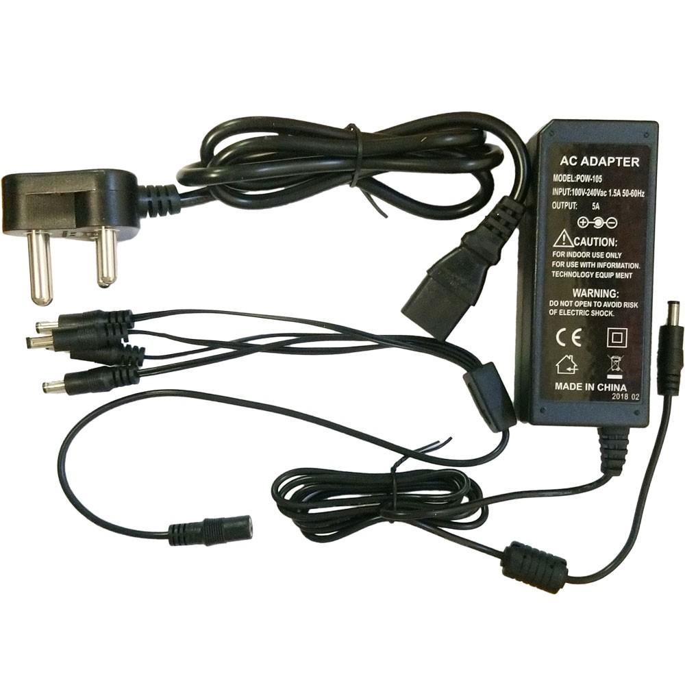 IDS Power Supply 12VDC 5Amp