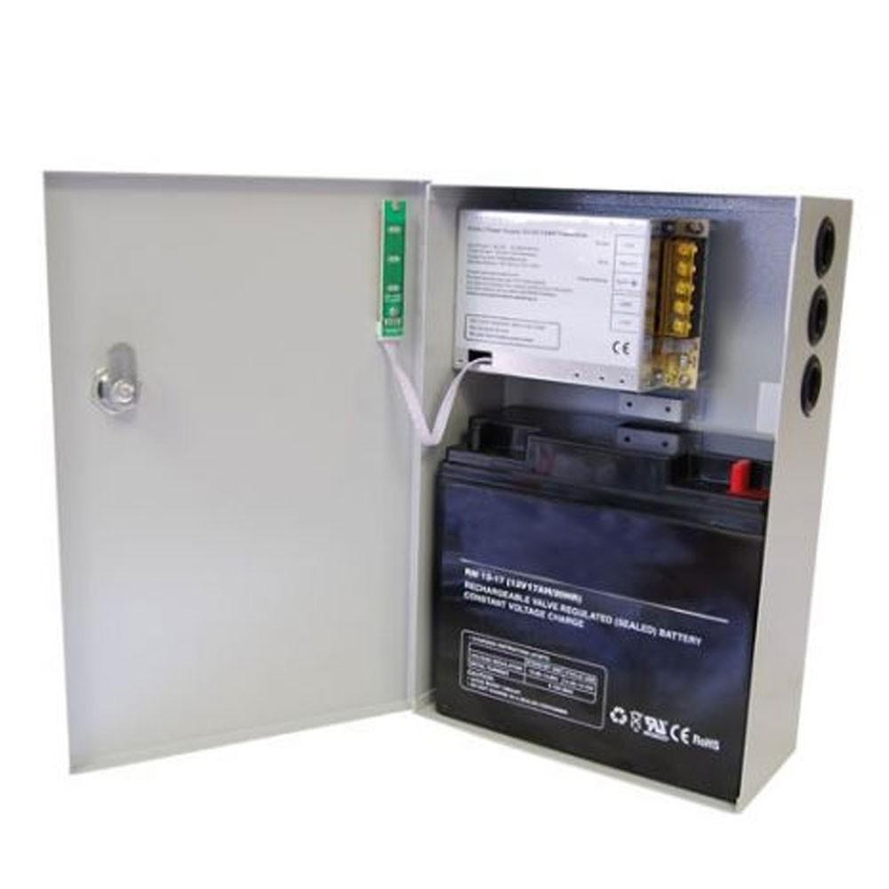 Securi-Prod 5 Amp 12 V DC Power Supply
