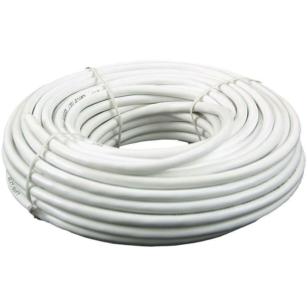 Securi-Prod Cable 8 Core Comms 100m White