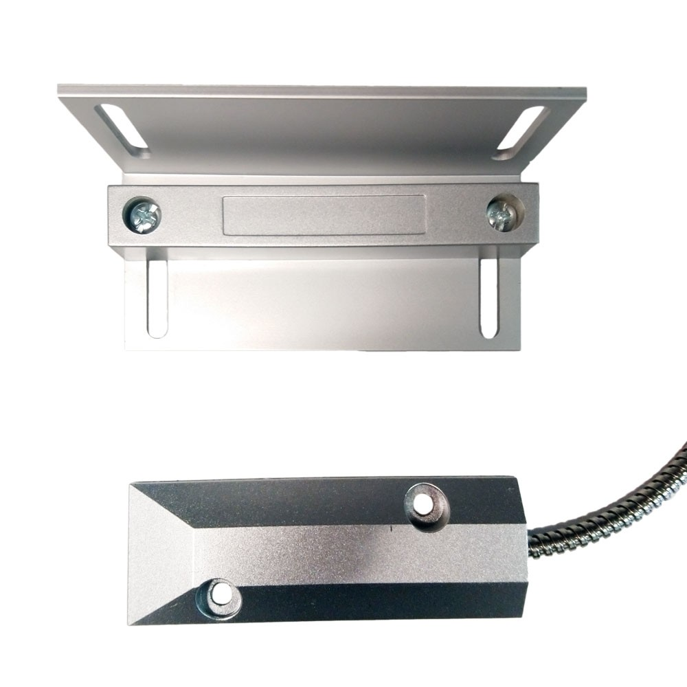 Securi-Prod Magnetic Contact Roller Shutter N/C AL