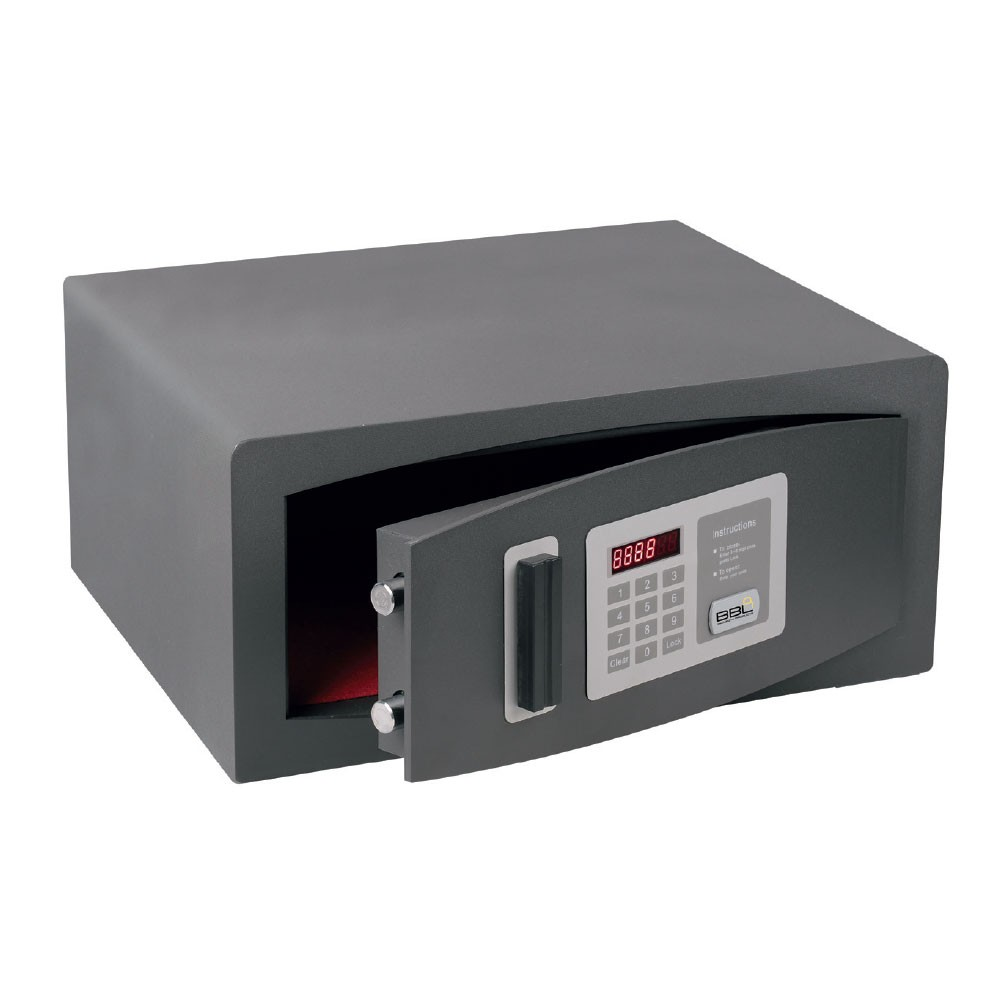 BBL Electronic Hotel Safe