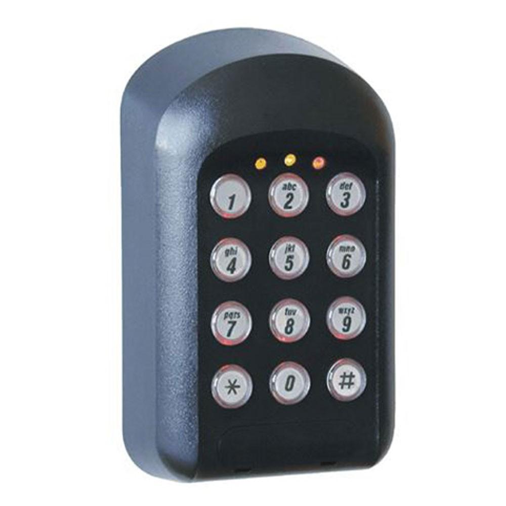 Centurion Smartguard Access Keypad Black