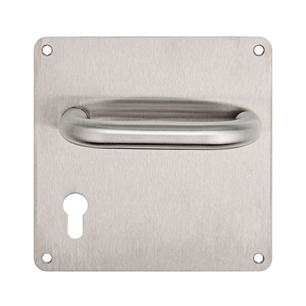 DORMA TH120 Lever Handles B/Plate CYL