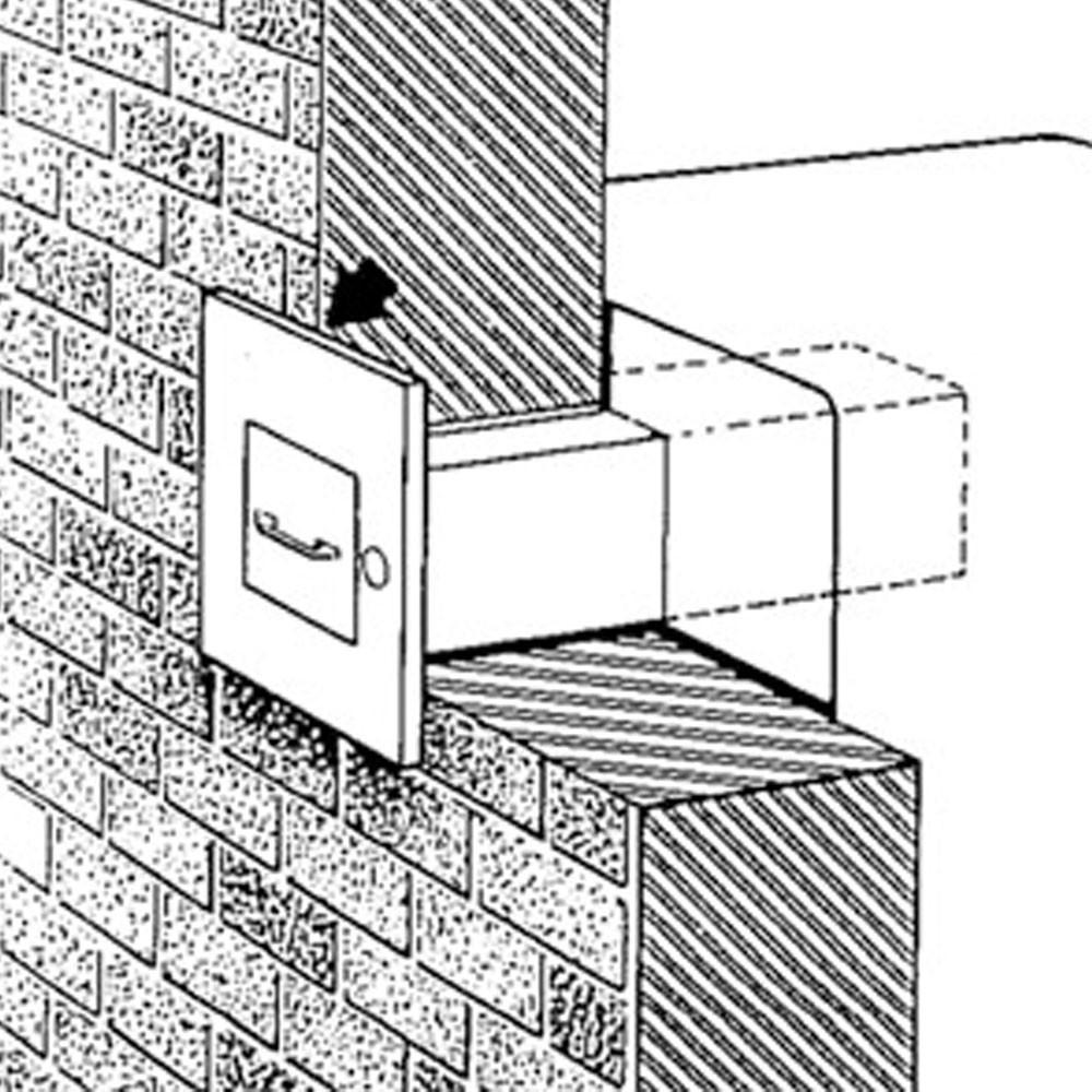 Mutual Through Wall Deposit Facility