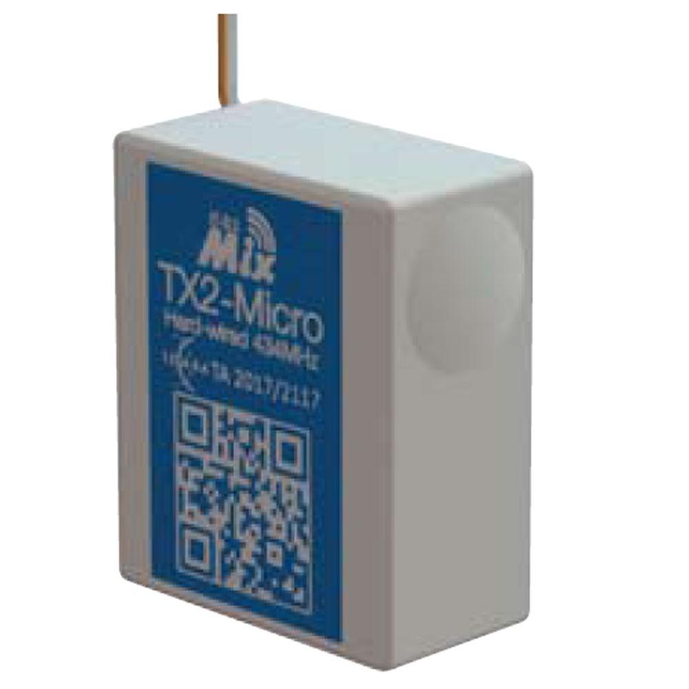 ET Micro Blu Mix Rolling Code Transmitter