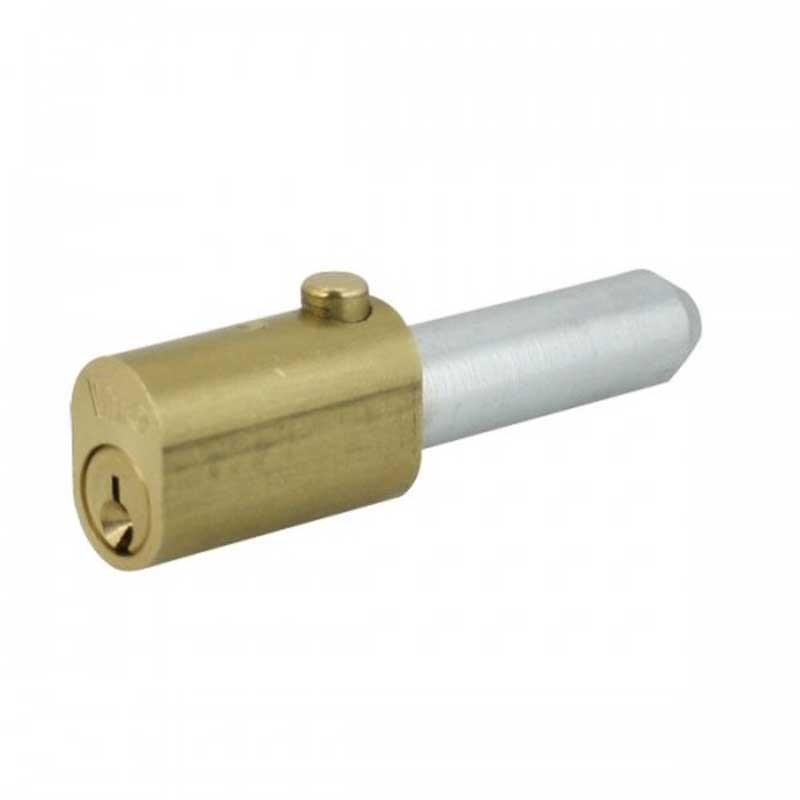 Viro Filing Cabinet Lock 45mm PB