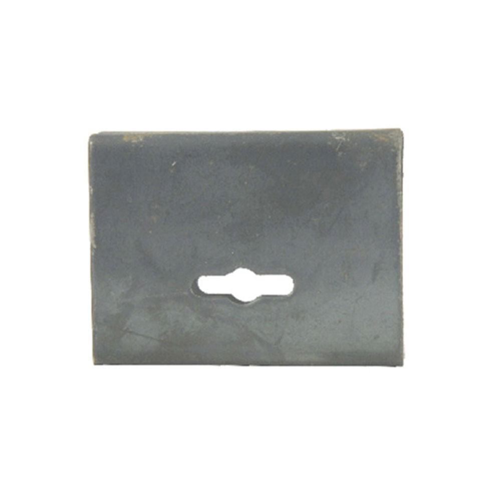 Fortis Steel Lock Box for Elzette Gate lock Open