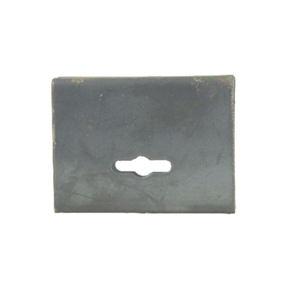 Fortis Steel Lock Box for Elzette Gate lock Closed