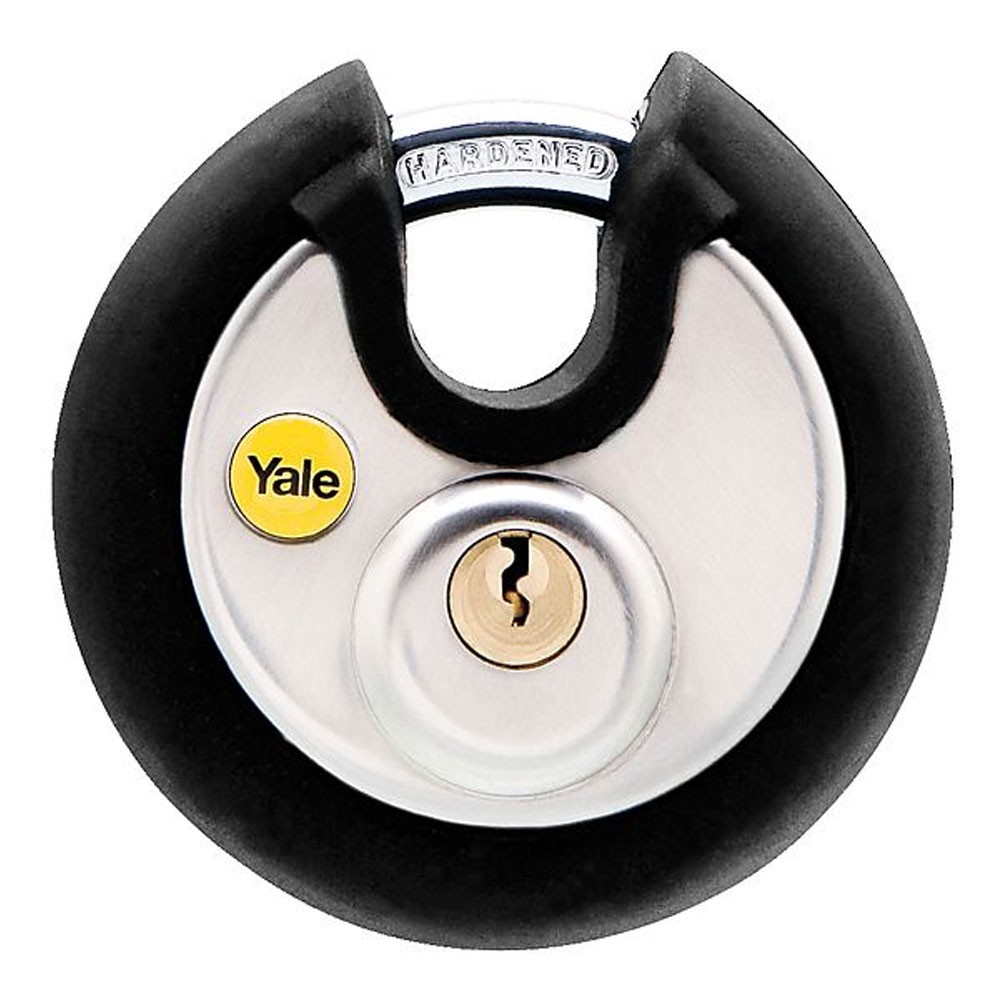 Yale Discus Padlock 70mm