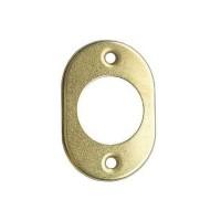 Cisa Cylinder Escutcheon 06018 Brass