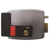 Cisa 11931 Electric Rim Lock with Button