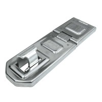 Stainless Steel Hasp Double Jointed 190mm